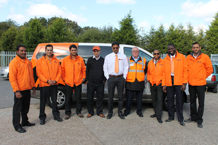 Sure meet and greet parking gatwick skyparksecure sure parking meet and greet team m4hsunfo